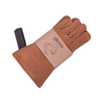 weltevree gloves gevoerd leder