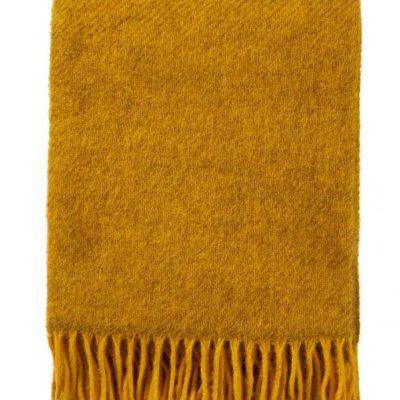 Klippan deken gotland geel