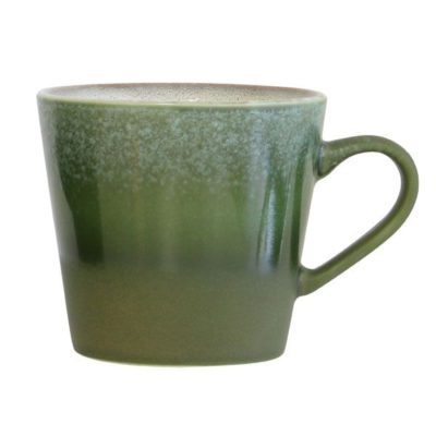 hkliving cappuccino mok groen