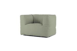 De BRYCK Lounge Chair - Ecollection Green