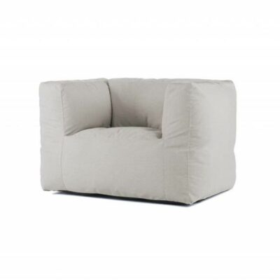 BRYCK Lounge Chair - Ecollection Light Grey