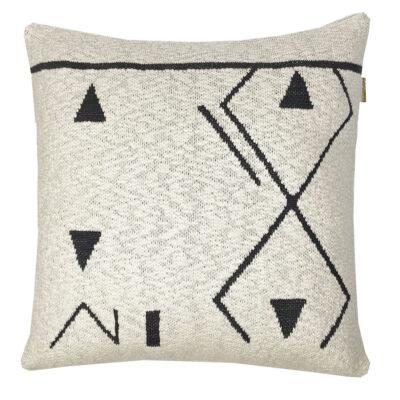 fantasy line malagoon knitted cushion