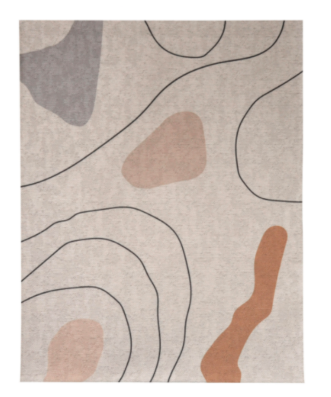bodilson wandkleed patroon