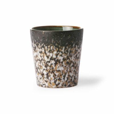 hkliving 70's ceramics mud mok