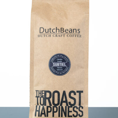dutchbeans craft coffee subtiel intens