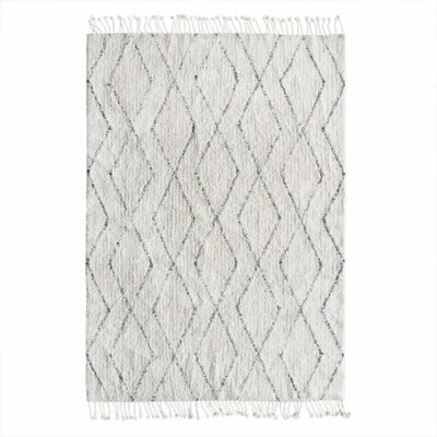 HKliving Cotton Berber Rug