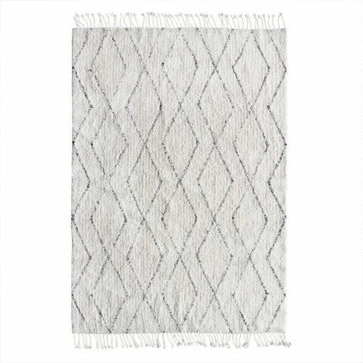 HKliving Cotton Berber Rug