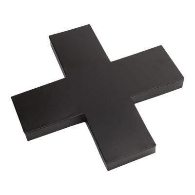 vtwonen metaal zwart kruis