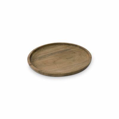 vtwonen plate acacia wood