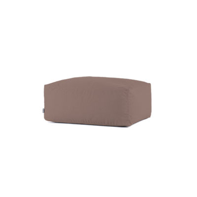 BRYCK Hocker Smooth Collection - Light Brown