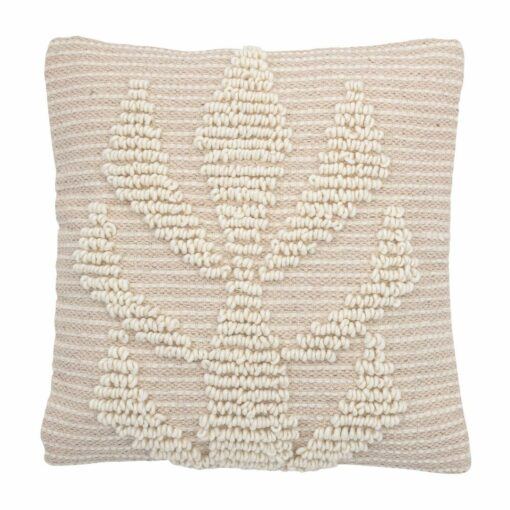 BLOOMINGVILLE Kussen Gulzar - Nature Wool