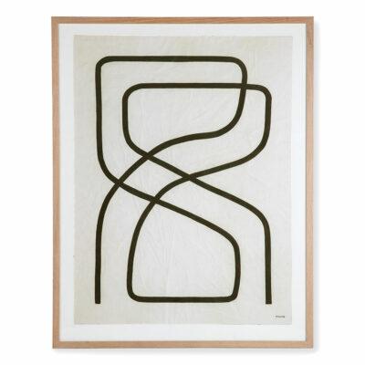 HKLIVING Art Frame - Benjamin Ewing
