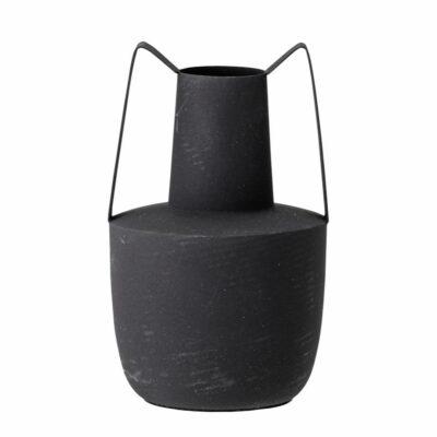 BLOOMINGVILLE Vase Itamar – Black