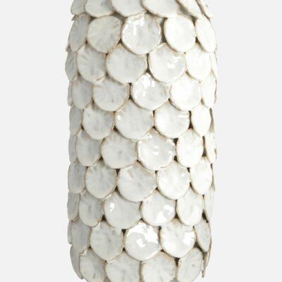 HOUSE DOCTOR Vase Dot - White